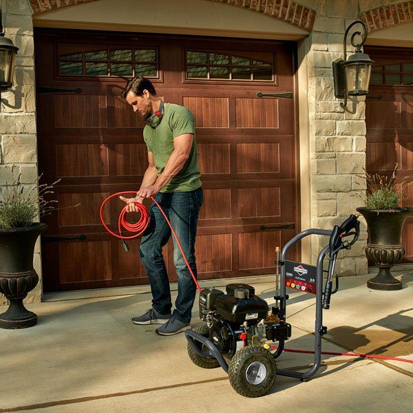 2020 Briggs & Stratton 3300 MAX PSI / 2.5 MAX GPM Pressure Washer 020725 in Lafayette, Indiana - Photo 8