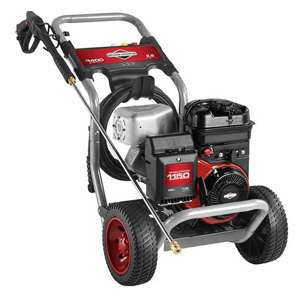 2020 Briggs & Stratton 3400 MAX PSI / 2.8 MAX GPM Pressure Washer 020505 in Lafayette, Indiana - Photo 1