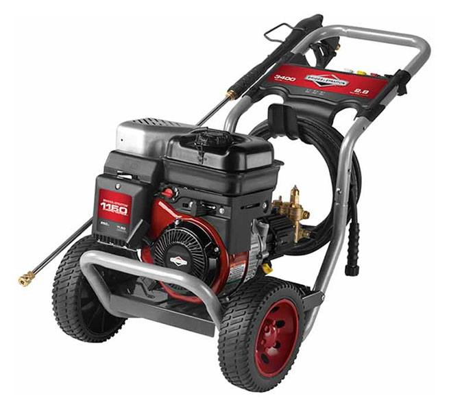 2020 Briggs & Stratton 3400 MAX PSI / 2.8 MAX GPM Pressure Washer 020505 in Lafayette, Indiana - Photo 2