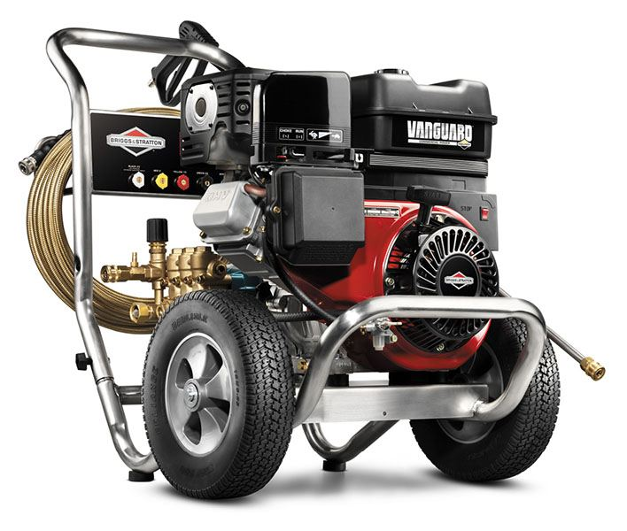 2020 Briggs & Stratton 3700 MAX PSI / 4.2 MAX GPM PRO Series™ Pressure Washer 020330 in Prairie Du Chien, Wisconsin