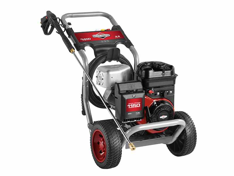 2021 Briggs & Stratton 3400 MAX PSI / 2.8 MAX GPM 250 cc in Lafayette, Indiana - Photo 1