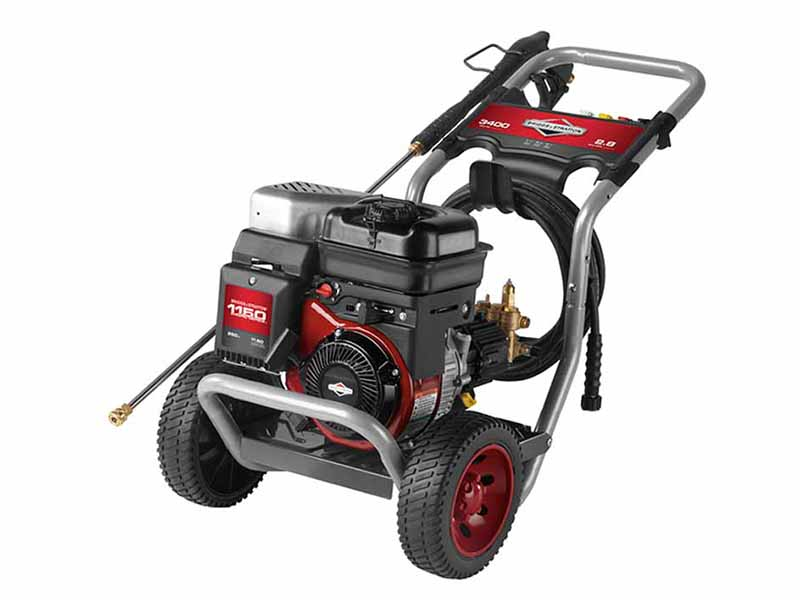 2021 Briggs & Stratton 3400 MAX PSI / 2.8 MAX GPM 250 cc in Lafayette, Indiana - Photo 2