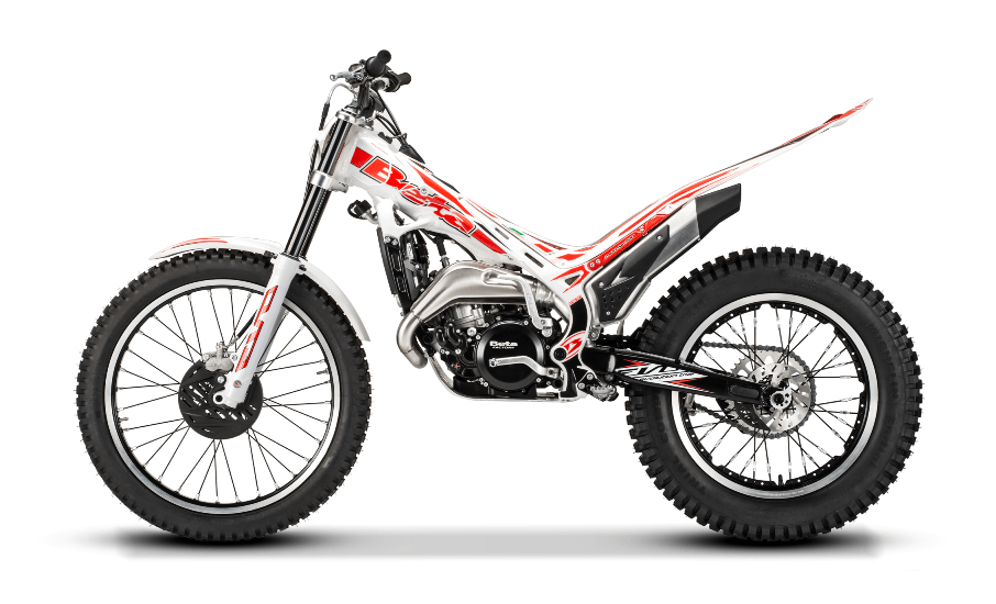 2016 Beta EVO 125 2-Stroke in Cedar Falls, Iowa - Photo 2