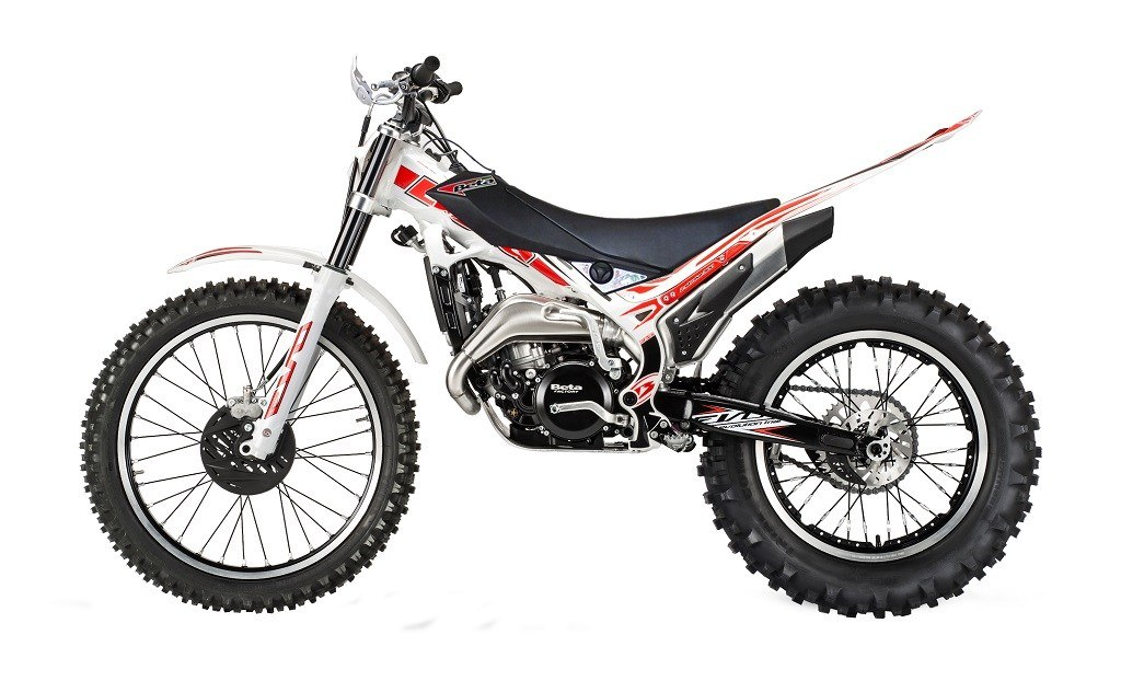 2016 Beta EVO 125 2-Stroke Sport in San Bernardino, California