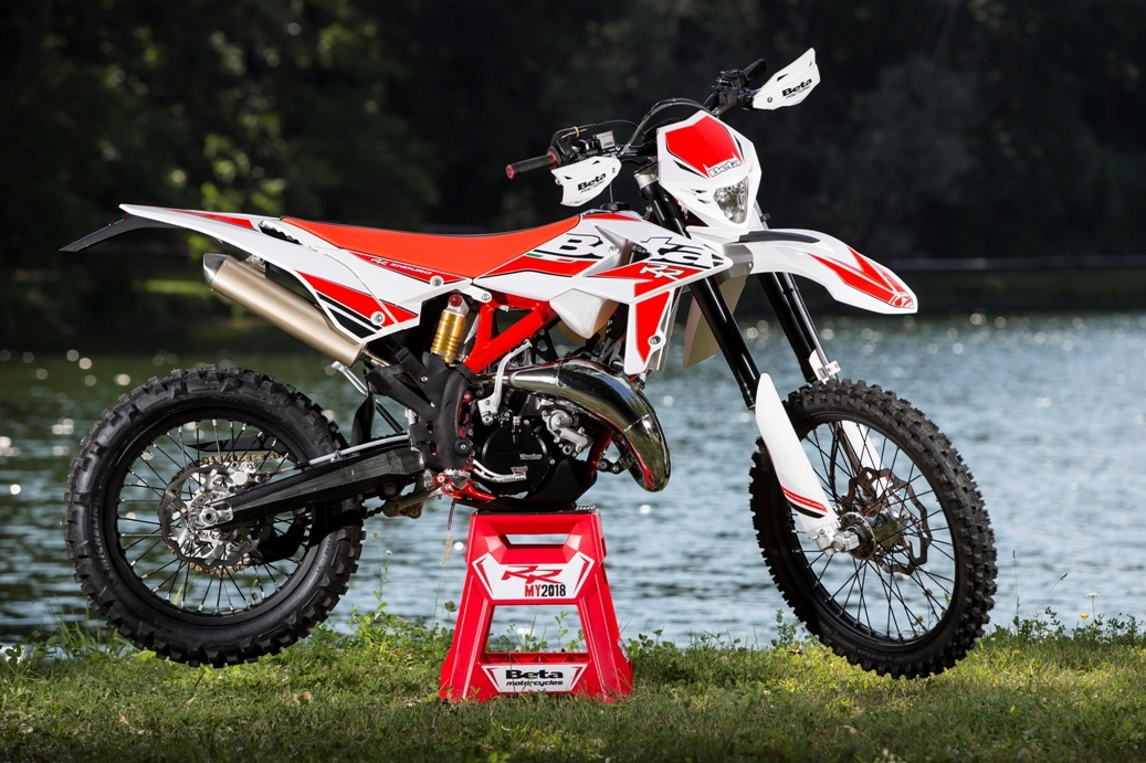 2018 Beta 125 RR 2 Stroke in San Bernardino, California