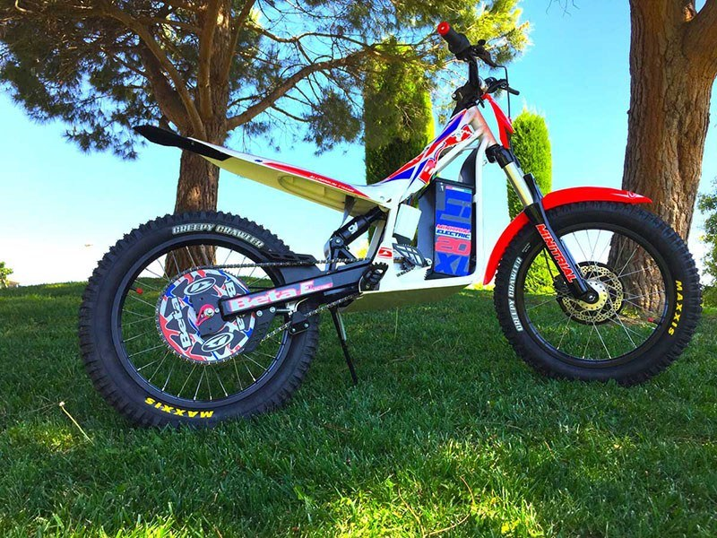 2018 Beta Minitrial 20 XL Electric in Ontario, California