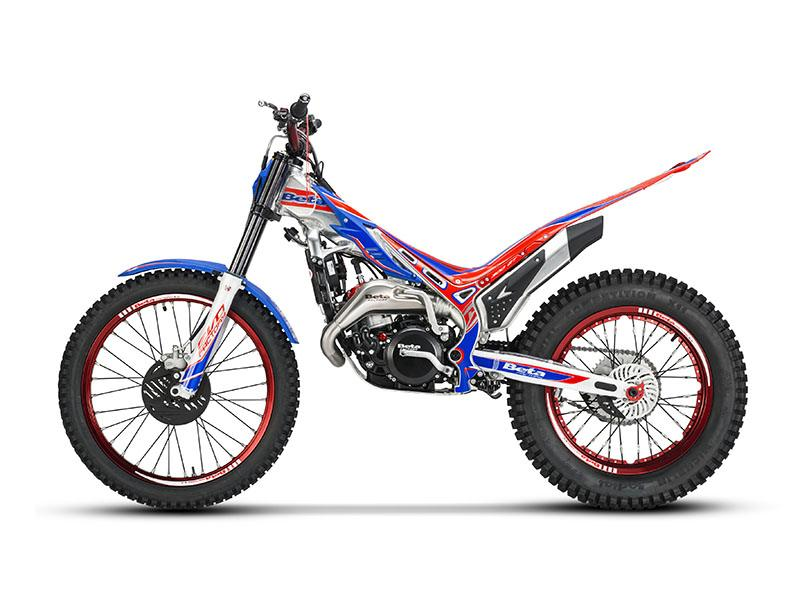 2018 Beta EVO 125 Factory Edition 2-Stroke in Trevose, Pennsylvania