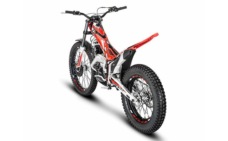 2019 Beta EVO 125 2-Stroke in Simi Valley, California - Photo 4