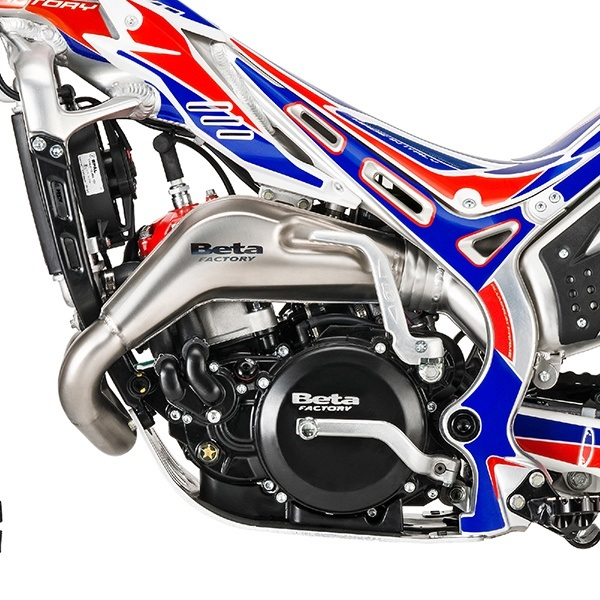 2019 Beta EVO 125 Factory Edition 2-Stroke in Simi Valley, California - Photo 5