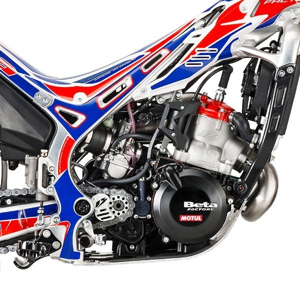2019 Beta EVO 125 Factory Edition 2-Stroke in Castaic, California - Photo 6