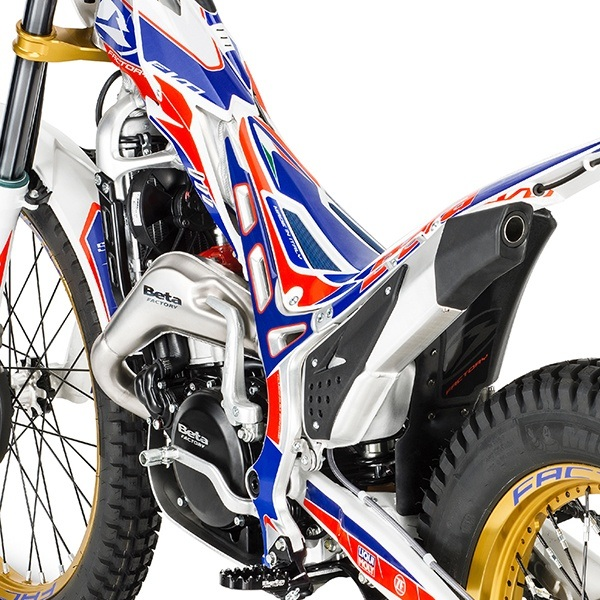 2019 Beta EVO 125 Factory Edition 2-Stroke in Castaic, California - Photo 7