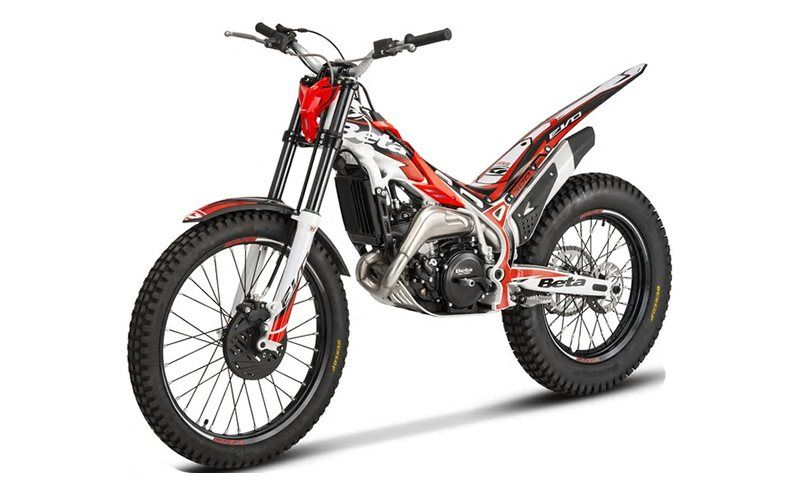 2020 Beta EVO 125 2-Stroke in Madera, California - Photo 2