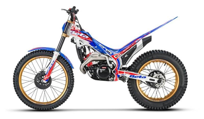 2020 Beta EVO 125 Factory Edition 2-Stroke in Battle Creek, Michigan - Photo 1