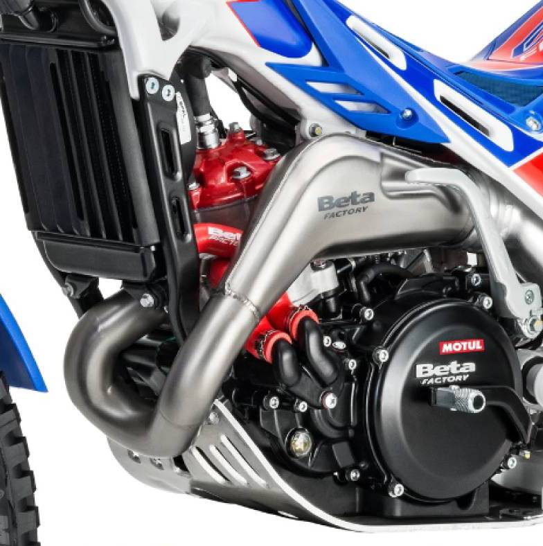 2020 Beta EVO 125 Factory Edition 2-Stroke in Chico, California - Photo 4