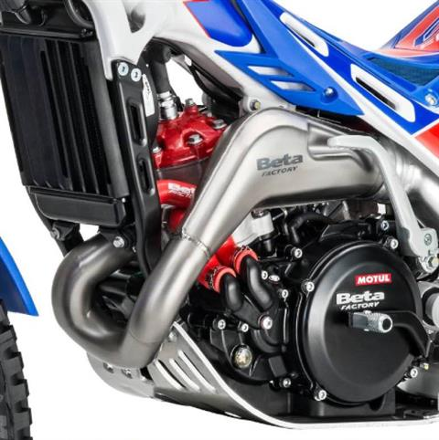 2020 Beta EVO 125 Factory Edition 2-Stroke in Battle Creek, Michigan - Photo 4
