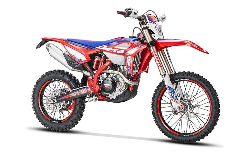 2021 Beta 480 RR 4-Stroke Race Edition in Auburn, California - Photo 2