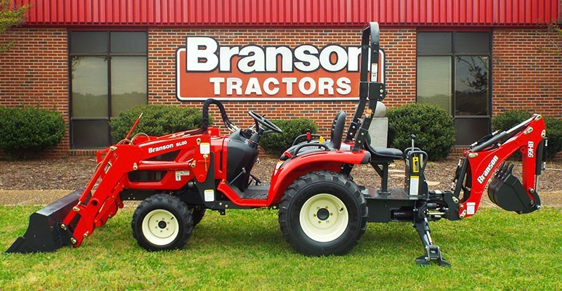 2018 Branson Tractors 2400 in Leesburg, Alabama - Photo 3
