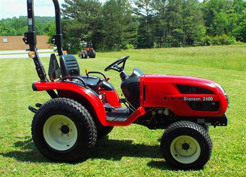 2018 Branson Tractors 2400 in Leesburg, Alabama - Photo 4