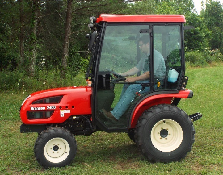 2018 Branson Tractors 2400H in Cumming, Georgia - Photo 6