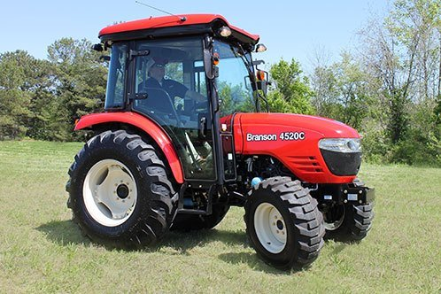 New 2018 Branson Tractors 4520C Tractors Red in Rome, GA