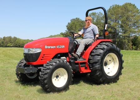 2018 Branson Tractors 4520R in Cumming, Georgia - Photo 3