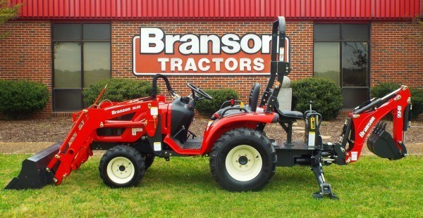 2019 Branson Tractors 2400 in Leesburg, Alabama - Photo 4