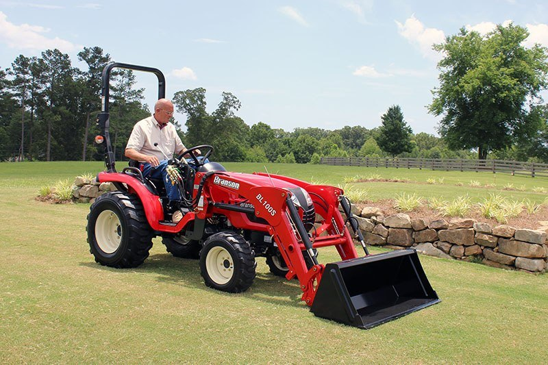 2019 Branson Tractors 2400H in Leesburg, Alabama - Photo 5