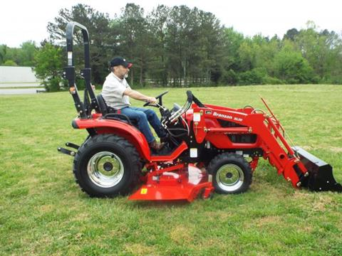 2020 Branson Tractors 2400 in Cumming, Georgia - Photo 6