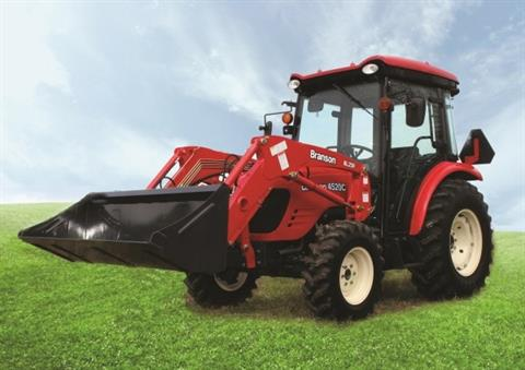 2020 Branson Tractors 4520C in Rothschild, Wisconsin - Photo 3