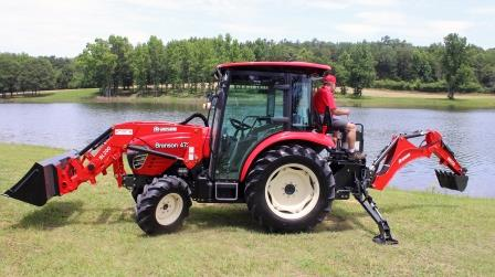 2020 Branson Tractors 4720CH in Cumming, Georgia - Photo 2