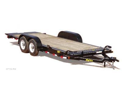 2007 Big Tex Trailers 12FT-16 Pro Series Tilt Bed Equipment Trailer in Scottsbluff, Nebraska