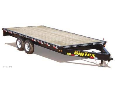 2008 Big Tex Trailers 10TL-20 Pro Series Tilt Bed Equipment Trailer in Scottsbluff, Nebraska