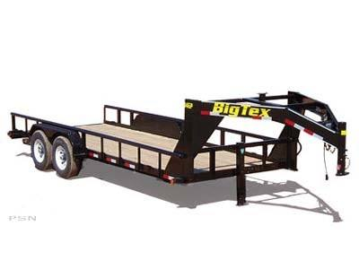 2008 Big Tex Trailers 14GP-20 Tandem Axle Gooseneck Trailer in Scottsbluff, Nebraska