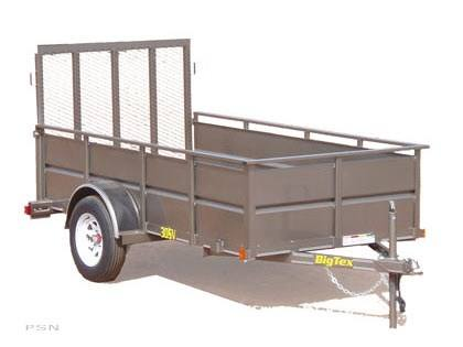 2008 Big Tex Trailers 30SV-12 Single Axle Vanguard Trailer in Scottsbluff, Nebraska