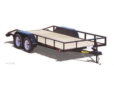 2008 Big Tex Trailers 40SP-16 Tandem Axle Utility Trailer in Scottsbluff, Nebraska