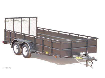 2008 Big Tex Trailers 70TV-14 Tandem Axle Vanguard Trailer in Scottsbluff, Nebraska