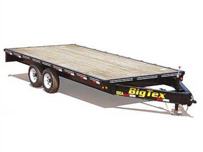 2014 Big Tex Trailers 10OA-16 in Scottsbluff, Nebraska