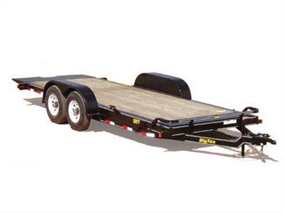 2014 Big Tex Trailers 12FT-20 in Scottsbluff, Nebraska