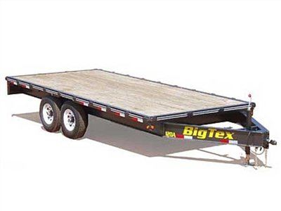 2014 Big Tex Trailers 12OA-16 in Scottsbluff, Nebraska