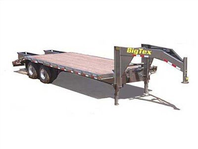 2014 Big Tex Trailers 20GN-20+5 in Scottsbluff, Nebraska