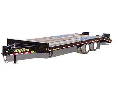 2014 Big Tex Trailers 4XPH-20+5 in Scottsbluff, Nebraska