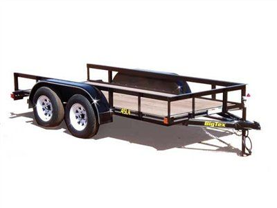 2014 Big Tex Trailers 45LA-12 in Scottsbluff, Nebraska