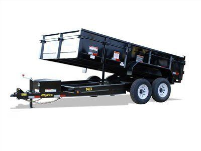2014 Big Tex Trailers 14LX-14 in Scottsbluff, Nebraska
