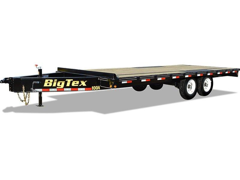 2015 Big Tex Trailers 10OA-16 in Leesburg, Alabama
