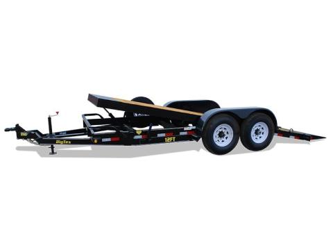 2015 Big Tex Trailers 12FT-16 in Leesburg, Alabama