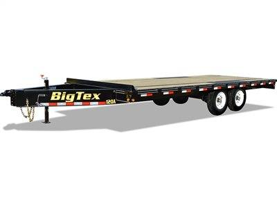 2015 Big Tex Trailers 12OA-16 in Leesburg, Alabama