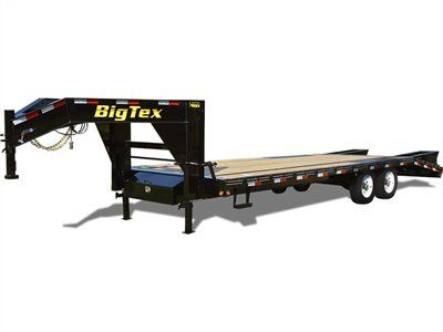 2015 Big Tex Trailers 14GN-20+5 in Scottsbluff, Nebraska