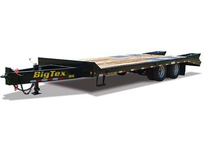 2015 Big Tex Trailers 20AD-20+5 in Scottsbluff, Nebraska