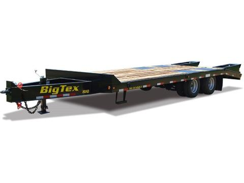 2015 Big Tex Trailers 20ED-20+5 in Scottsbluff, Nebraska