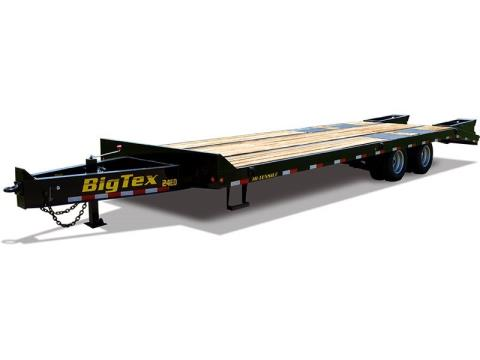 2015 Big Tex Trailers 24ED-20+5 in Scottsbluff, Nebraska
